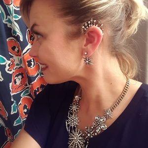 Chloe + Isabel Jewelry - Chloe+Isabel Starburst Convertible Jacket Earrings